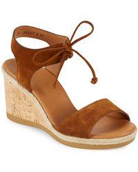 Paul Green - Melissa Wedge Sandals - Lyst