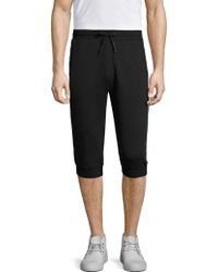 Mpg - Solo Active Cropped Jogger - Lyst