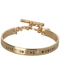 BCBGeneration - Bcbg Generation Live In Moment Cuff Bracelet - Lyst