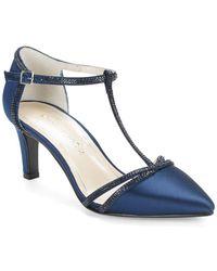 Caparros - Dixie T-strap Heels - Lyst