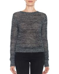 Joe's Jeans - Reed Cropped Jumper - Lyst