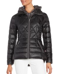 Bernardo - Packable Down Coat - Lyst