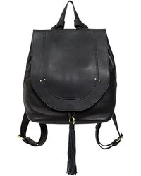 Sanctuary - Leather Backpack - Lyst