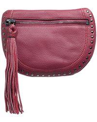 Sanctuary - Leather Shoulder Bag - Lyst