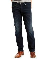 Levi's - 513 Slim Straight Fit Jeans - Lyst