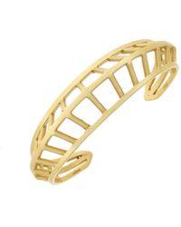 Botkier - Dimensional Caged Cuff Bracelet - Lyst