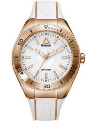 Reebok - Water-resistant Diver Bezel Watch - Lyst