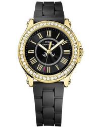 Juicy Couture - Ladies Pedigree Watch With Heart-tipped Hand - Lyst
