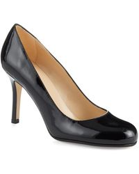 Kate Spade - Karolina Patent Leather Court Shoes - Lyst