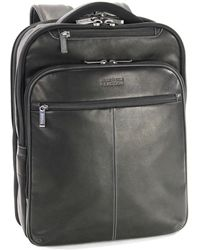 Kenneth Cole - Columbia Leather Backpack - Lyst