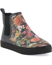 Elliott Lucca - Palmira Sherpa-lined Ankle Boots - Lyst