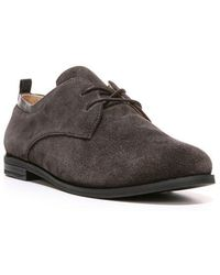 Franco Sarto - Piper Leather-blend Oxfords - Lyst