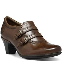 Cobb Hill - Selah Heeled Loafers - Lyst