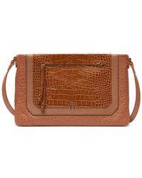 Etienne Aigner - Ivy Leather Crossbody Bag - Lyst