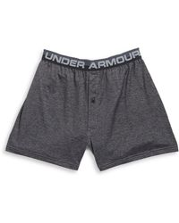 Under Armour Stretch Boxers - Gray