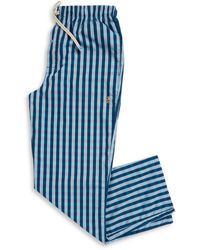 Original Penguin - Striped Woven Drawstring Pants - Lyst
