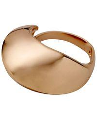 Pilgrim - Manuela Oval Ring - Lyst