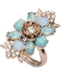Marchesa - Cluster Ring - Lyst