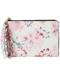 Ivanka Trump - ??io Floral Faux Leather Tech Case - Lyst