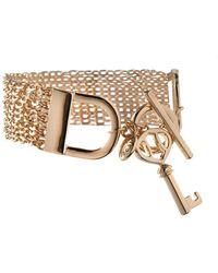 BCBGeneration - Bracelet With Key Charm - Lyst