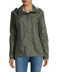 Marmot - Hooded Rain Jacket - Lyst