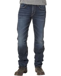 Silver Jeans Co. - Big & Tall Grayson Relaxed-fit Denim Jeans - Lyst