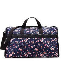 LeSportsac Extra-large Weekender Bag - Blue