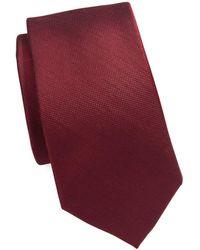 Michael Kors - Silk Blend Tie - Lyst