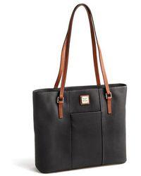 Dooney & Bourke - Lexington Pebbled Leather Shopper - Lyst