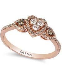 Le Vian Chocolatier Vanilla Diamonds - Metallic