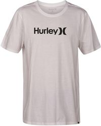 Hurley - One And Only Cotton Tee - Lyst