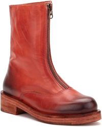 Vintage Foundry Co. Dallas Boot - Red