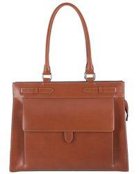 Lodis Audrey Under Lock & Key Briefcase - Brown