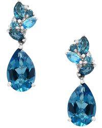 Effy Ocean Bleu Diamond - Blue