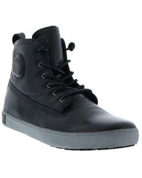 Blackstone - Lace-up High Top Trainers - Lyst