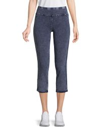 Marc New York - Side Stripe High-rise Pants - Lyst