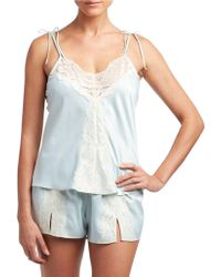 Rya Collection - Or Tap Two-piece Camisole And Shorts - Lyst