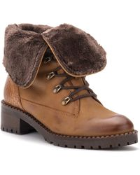 Vintage Foundry Co. Milan Boot - Brown