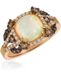 Le Vian 14k Strawberry Gold? Neopolitan Opaltm - Metallic