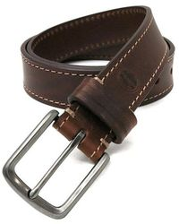 Boconi - Bryant Leather Belt - Lyst