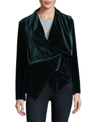 Blank NYC - Velvet Jacket - Lyst