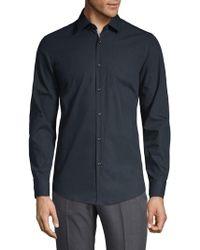 BOSS - Koey Button-down Shirt - Lyst