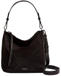 AllSaints Nilo Kita Crossbody Bag - Black