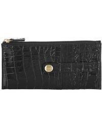 Brahmin - Melbourne Leather Credit Card Wallet - Lyst