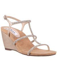 Nina - Siana Wedge Sandals - Lyst