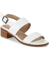 Seychelles - Gallivant Leather Sandals - Lyst