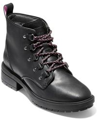 Cole Haan - Briana Grand Lace-up Hiker - Lyst