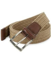 Perry Ellis - Fabric Belt - Lyst