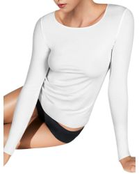 Wolford - Pure Long-sleeve Tee - Lyst