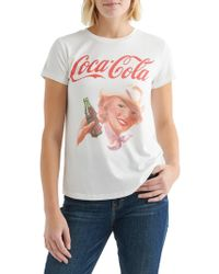 Lucky Brand - Coca Cola Tee - Lyst